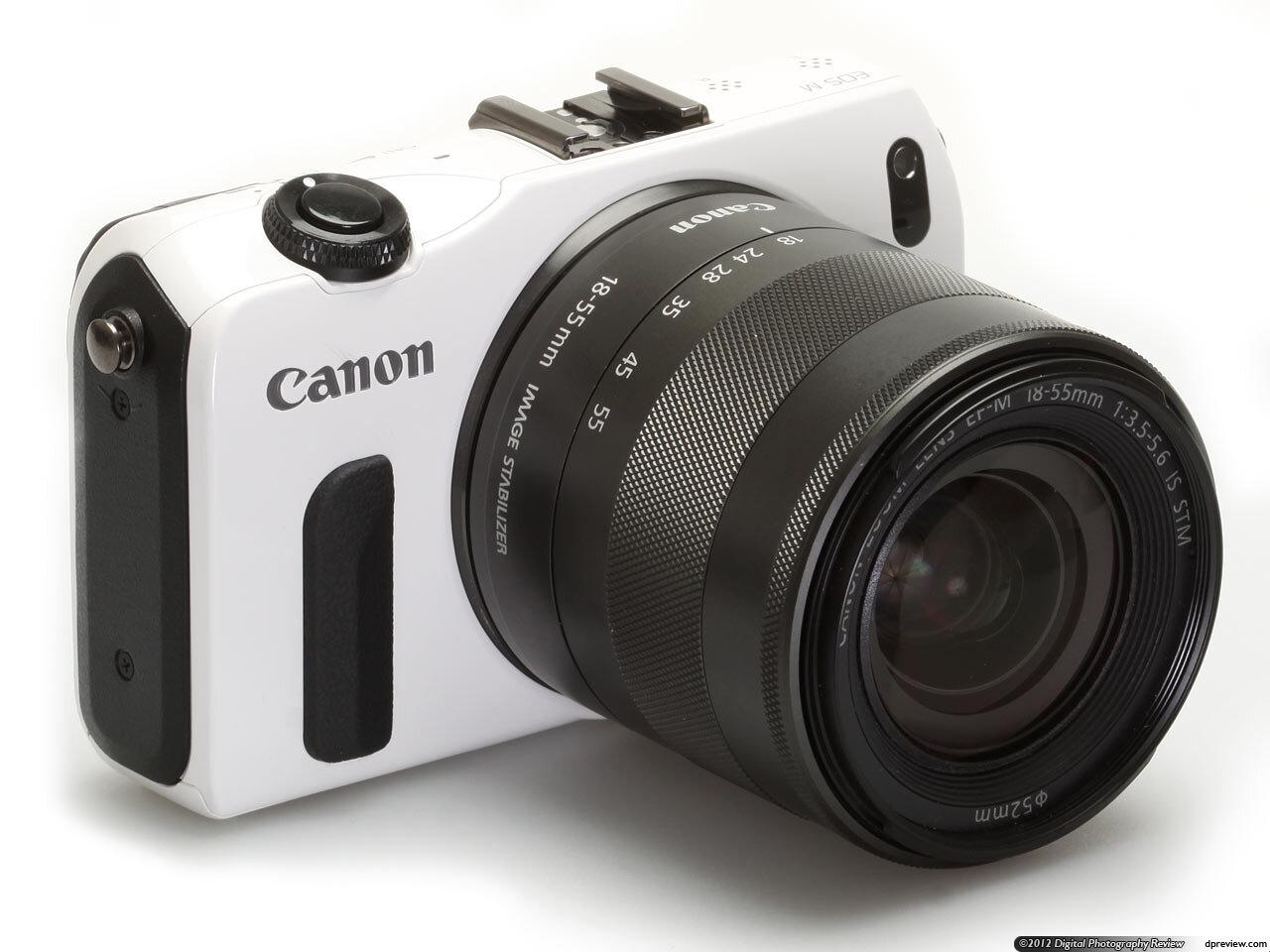 Canon EOS M: 10 điều bạn cần biết (phần 1)