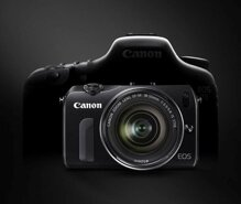 Canon EOS M: Máy ảnh kĩ thuật số ống kính rời không phản xạ