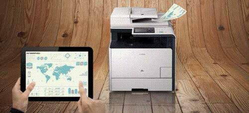 Canon giới thiệu máy in thế hệ mới dành cho doanh nghiệp