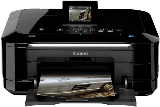 Canon Pixma MG6120: thiết kế hiện đại đi cùng tính năng đa dạng