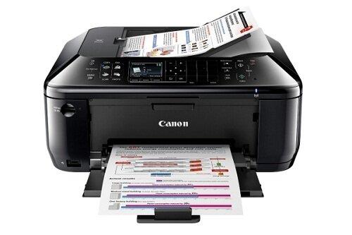 Canon Pixma MX377: máy in phun đa chức năng cho văn phòng bận rộn