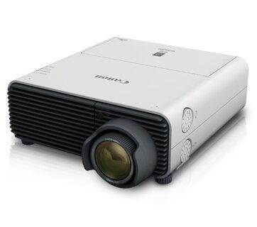 Canon trình làng bộ đôi máy chiếu LCOS độ phóng ngắn