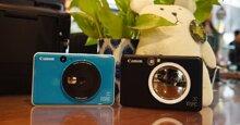 Cặp đôi máy ảnh chụp lấy liền iNSPiC S và C của Canon có gì đặc biệt? Giá bán bao nhiêu?