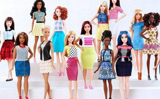 Cập nhật giá búp bê Barbie trong tháng 6/2017
