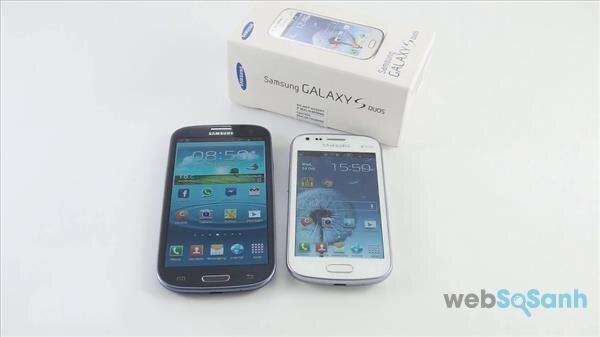 Cập nhật giá điện thoại Samsung chính hãng mới nhất