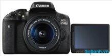 Cập nhật giá máy ảnh Canon (Body) tháng 9/2017