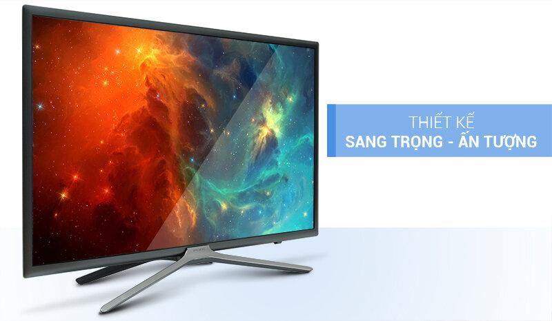 Cập nhật giá Smart tivi giá rẻ của Samsung trên thị trường tháng 6/2017