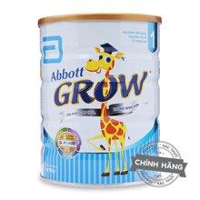 Cập nhật giá sữa bột Abbott Grow cho bé trong tháng 1/2018