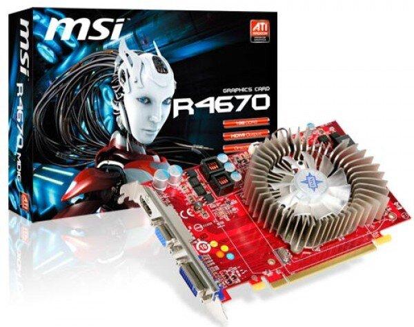 Card màn hình MSI R4670-MD1G – Đối trọng thực sự trong phân khúc VGA tầm trung