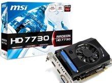 Card màn hình MSI R7730-1GD5V1 ATI Radeon HD7730 GDDR5 – Sản phẩm lí tưởng cho các game thủ