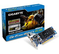 Card VGA Gigabyte GV-N210D3: Thích chơi game offline hạng nặng thì đừng mua