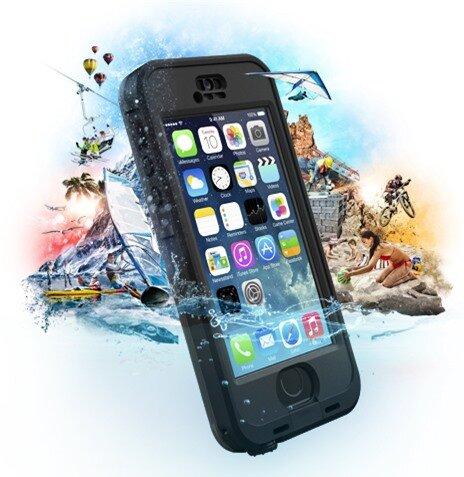 Case chống nước đầu tiên tương thích với iPhone 5s