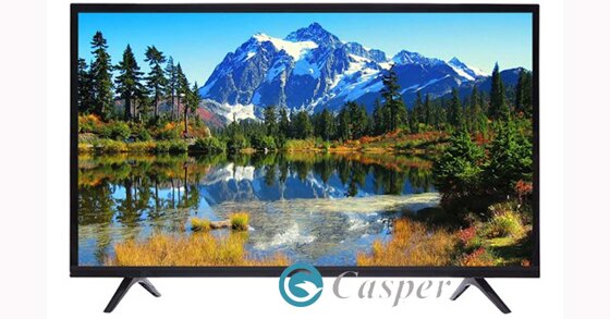 Casper sắp sửa trình làng tivi giá rẻ phục vụ SEAGAME 2019?