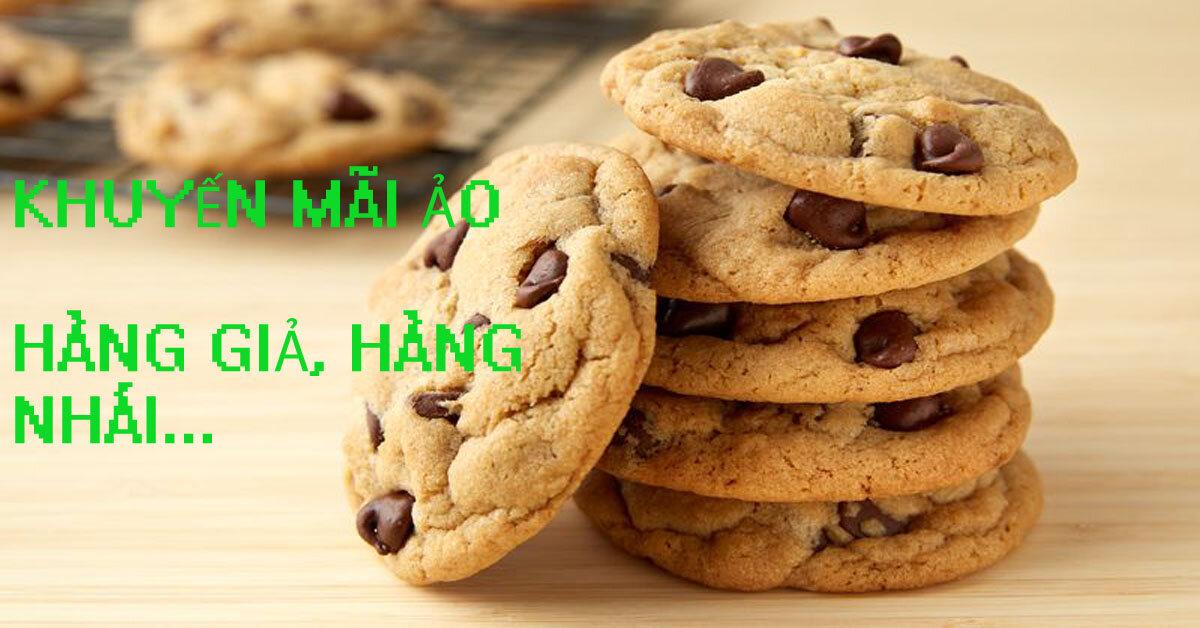 Câu chuyện chiếc bánh quy và thực trạng đáng buồn của thương mại điện tử Việt Nam
