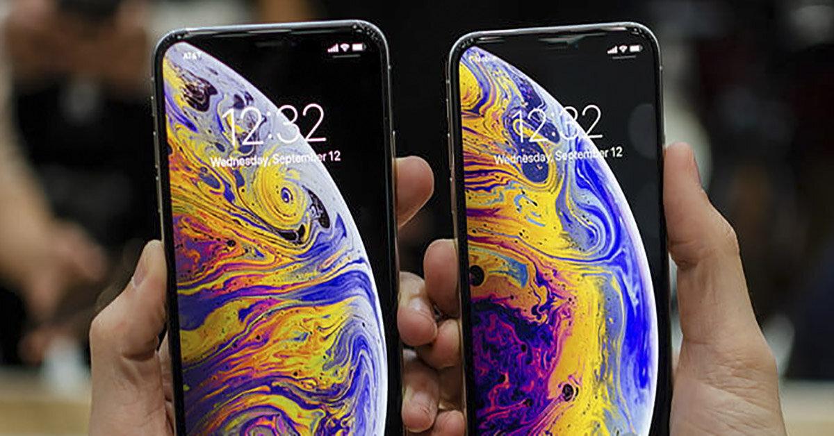 """Cấu hình """"ăn tiền"""" của bộ 3 điện thoại iPhone Xr, iPhone Xs và iPhone Xs Max"""