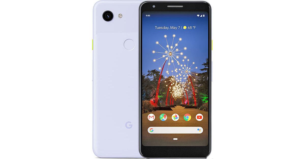 Cấu hình chi tiết của điện thoại Google Pixel 3A XL mới ra mắt năm 2019, giá bán bao nhiêu tiền?