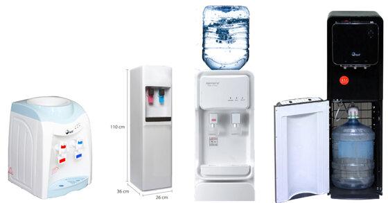 Cây nước nóng lạnh có mấy loại ? Nên chọn loại nào tốt ? Giá mỗi loại bao nhiêu tiền ?
