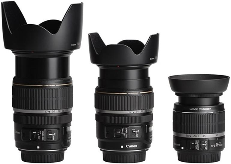 top ống kính chuyên chụp ảnh sự kiện