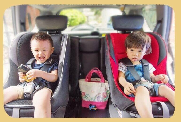 Ghế ngồi ô tô Combi Coccoro - Giá tham khảo: 5.520.000 vnđ