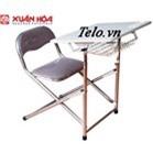 Bộ bàn ghế học sinh Xuân Hòa BHS-01-01