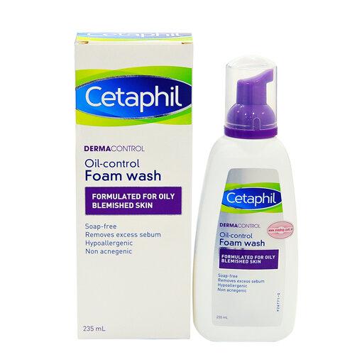 Cetaphil có những dòng sữa rửa mặt nào?