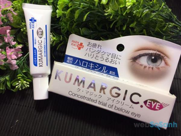 Hadariki Kumargic Eye Cream