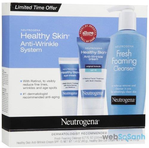 Neutrogena Healthy Skin Anti-Wrinkle Cream