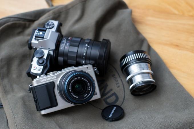 Olympus EPL7 có thể là máy ảnh dòng Pen mới duy nhất trong năm nay