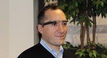 """""""Cha đẻ"""" kính thông minh chia tay Google, đầu quân cho Amazon"""