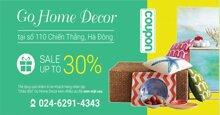 Chào đón Go Home Decor – tặng quà tri ân cùng ngàn ưu đãi hấp dẫn