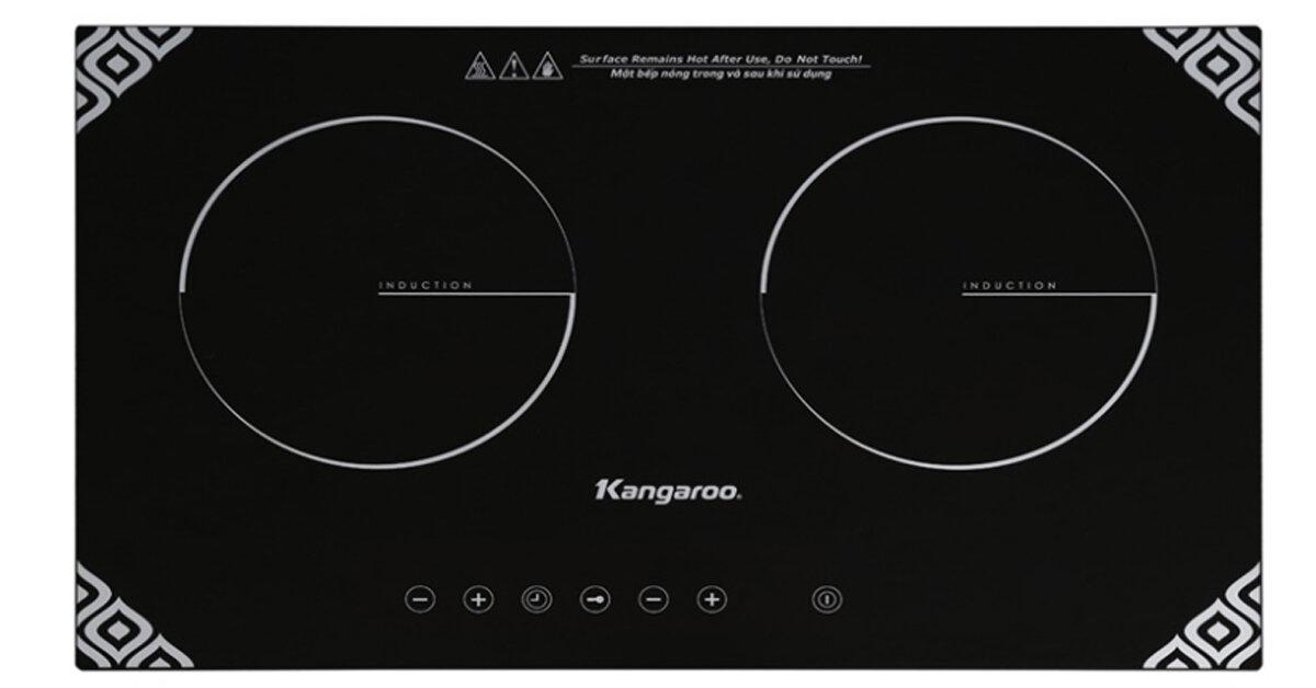 Chất lượng bếp từ đôi Kangaroo có tốt không ?