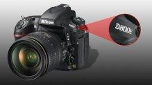 """Châu Âu cảnh báo chống máy ảnh Nikon D800E """"nhái"""""""