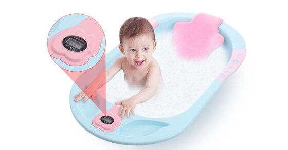 Chậu tắm bé loại nào tốt nhất? Nên mua ở đâu?