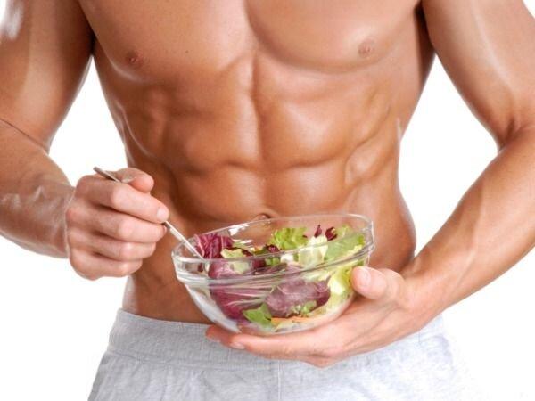Chế độ ăn thế nào để giữ cơ bụng 6 múi săn chắc?