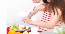 Chế độ dinh dưỡng lành mạnh và đầy đủ của mẹ sữa