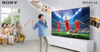 Chênh nhau tới gần 10 triệu đồng tại sao tivi Sony 4K 55 inch KD-55X8000E/S vẫn bán chạy hơn Smart Tivi Sony 4K 55 inch KD-55X7000F ?