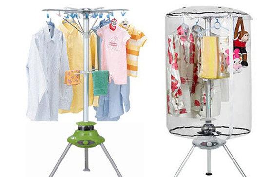 Chỉ với 300,000 đồng bạn đã có máy sấy khô quần áo chất lượng tốt cho gia đình!