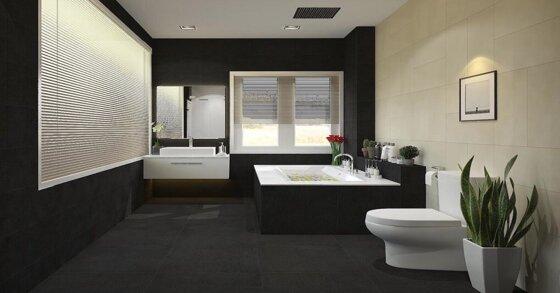 Chia sẻ bí quyết thiết kế nội thất phòng tắm đẹp