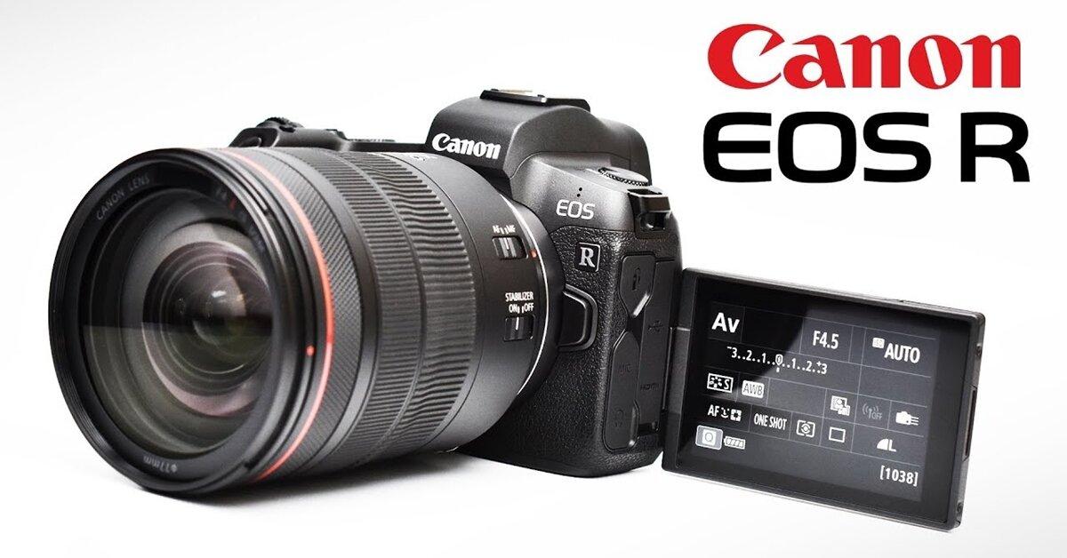 Chiếc máy ảnh mirrorless full frame Canon EOS R có gì đặc biệt? Nên mua hay không?