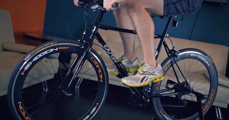 """Chiếc xe đạp phá vỡ mọi quy luật: """"Không thể tin được, thật là tuyệt vời"""""""
