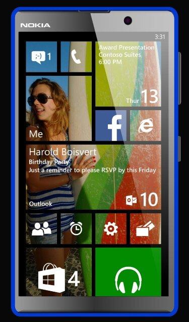 Chiêm ngưỡng Lumia 935, người kế nhiệm đàn anh 930