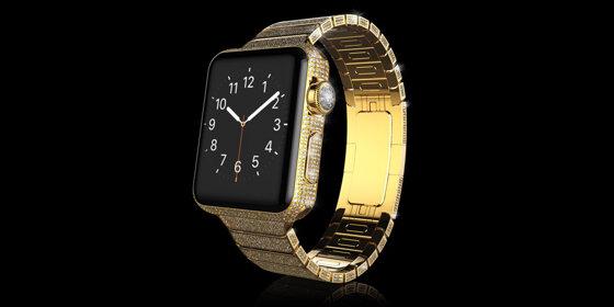 Chiêm ngưỡng nhưng phiên bản Apple Watch cao cấp đẹp long lanh
