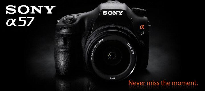 Chiêm ngưỡng Sony A57 (phần 2)