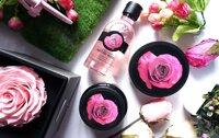 Chiều chuộng làn da với hoa hồng Anh Quốc từ The Body Shop