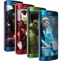 Chờ đợi Galaxy S6 / S6 Edge phiên bản siêu anh hùng từ Samsung