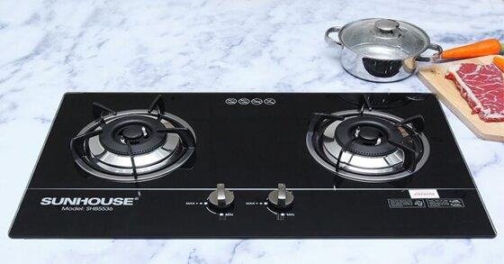 Chọn bếp gas dương hay bếp gas âm an toàn hơn ?