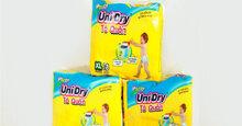 Chọn bỉm quần Unidry cho bé với 5 lý do này