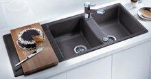 Chọn bồn rửa bát 2 ngăn phù hợp với căn hộ chung cư