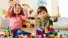 Chọn đồ chơi theo độ tuổi cho bé