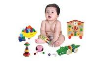 Chọn đồ chơi thích hợp cho bé trong giai đoạn từ 1 – 3 tuổi